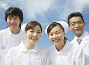 戸畑リハビリテーション病院 福岡県理学療法士協会 啓発事業に理学療法士3名派遣