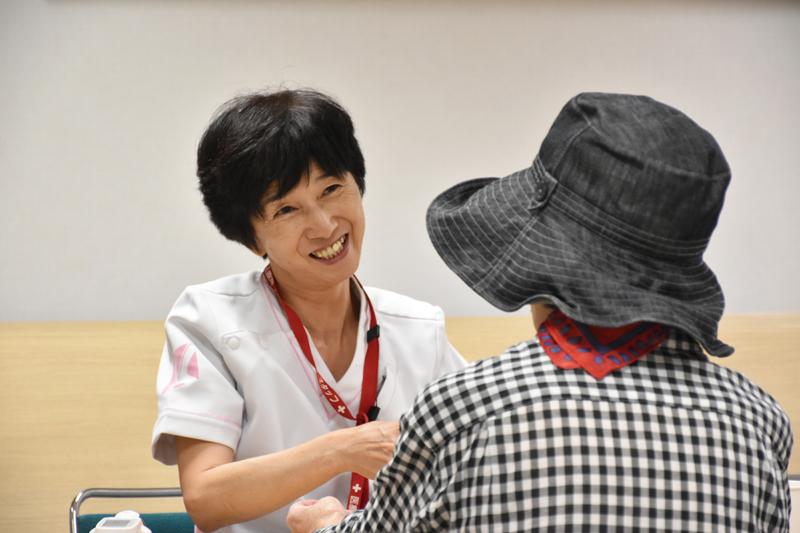 今年度第3回目の女性の為の健康教室を開催しました