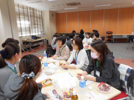 11/17「栄養士交流会in北九州」を開催しました