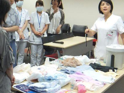 認定看護師による看護セミナーを行いました