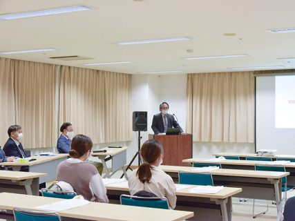 令和2年 度第2回看護師特定行為研修説明会が開催されました