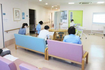 看護師特定行為研修 共通科目「特定行為実践」