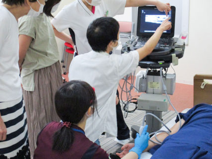第4回看護師特定行為研修修了者フォローアップ研修会を実施