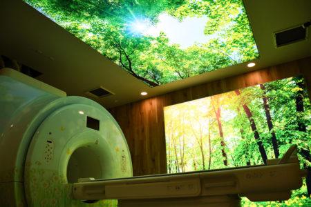 最新MRI装置10月1日稼動!